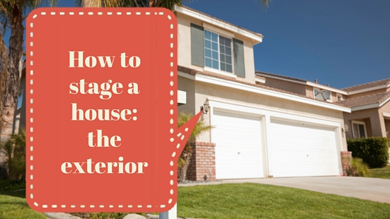 How to stage a house for sale the exterior and entrance How to stage a home for sale pictures